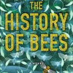 The History of Bees book cover