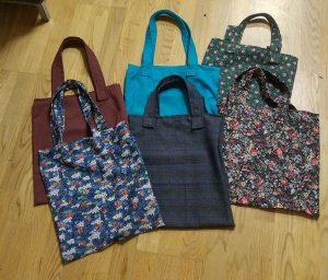 Bookbags in September