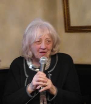 Gloria Coates speaks to Valerie Errante
